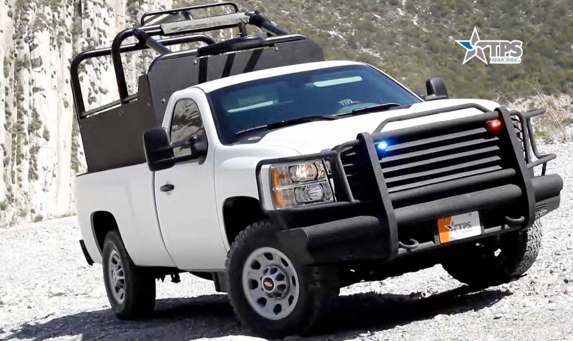 3500 HD Tactical Silverado1
